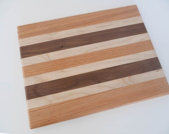 Cutting Board - Walnut - Maple - Oak