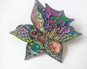 Peace,Love,&Music flower