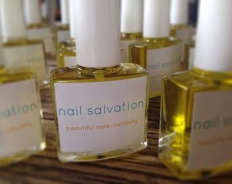 Natural Nail Oil Nail Salvation