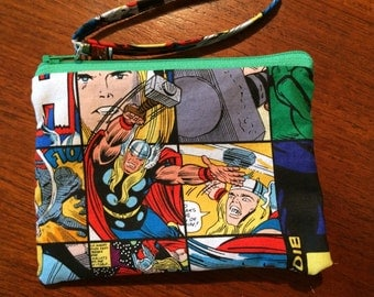 Comic Strip Clutch