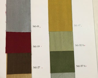 Various fabrics: Japanese book cloth-uncoated, natural finish fabrics for sale