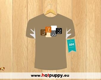 """T-Shirt """"Bear Cubes"""""""