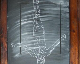 Saint Peter Gesture Drawing