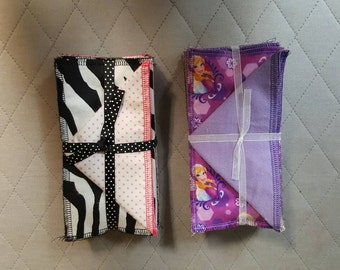 Cloth Baby Wipes, Wash Cloths, Reusable