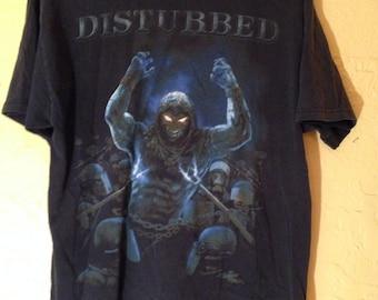 Old Disturbed shirt Size L