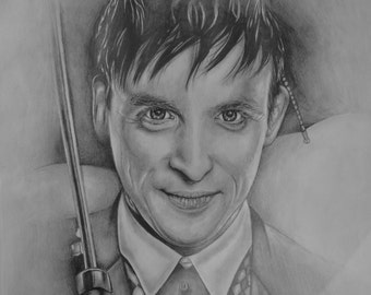 The Penguin Gotham DC Robin Lord Taylor