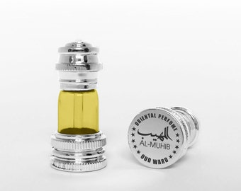 Oud Ward - Concentrated perfume extract - agarwood fragrance oil