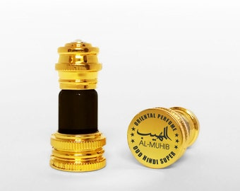 Oud Hindi Super - High GRADE Pure agarwood oil from India oriental perfume