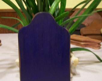 Primitive Federal Blue Board