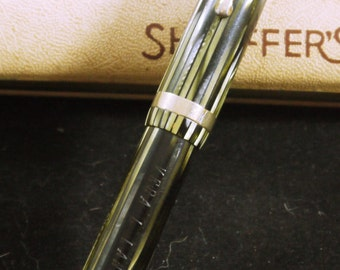 Vintage Sheaffer Balance Fountain Pen - 14k Lifetime Nib, Restored