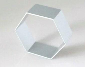 Hexagon Cookie Cutter - CC003