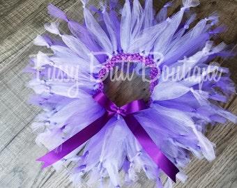 Knotted Purple Tutu