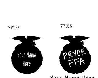 Ffa Emblem Etsy