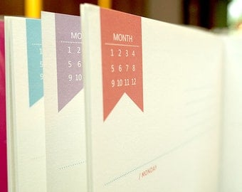 Preorder A6/A5 Hobonichi Planner