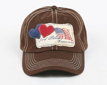 Patriotic Baseball Cap