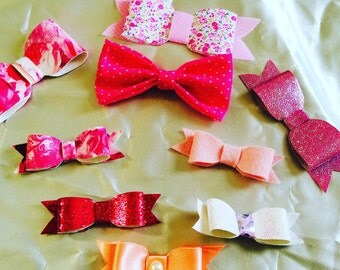 Prettiest Pink Bow Collection