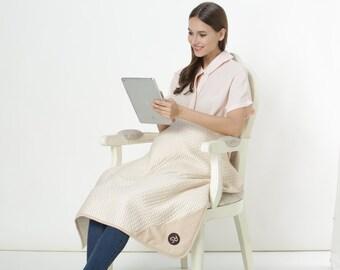 ORGANIC radiation shielding Blanket, anti-radiation maternity wear,emf,anti radiation,pregnancy radiation,radiation and pregnancy