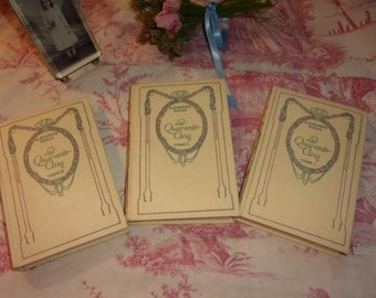 3 charming small books former Nelson,