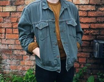 Levis Denim vintage Jacket