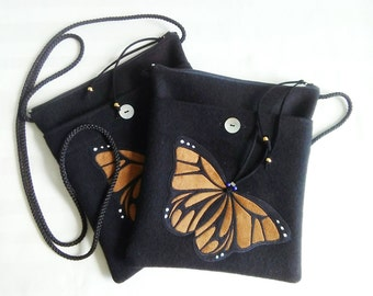 Monarch - Melton Purses