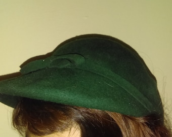Green Casual Hat
