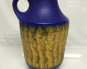 Vintage lava vase - Tönnies Court of Carstens