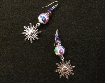 Earrings Sundrops