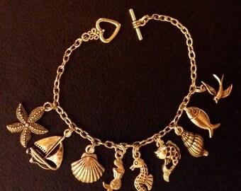 "Bracelet ""I want sea"""