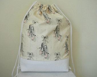"Backpack ""Prima Ballerina"""