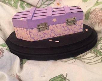 Cute Coffin Jewelry Box