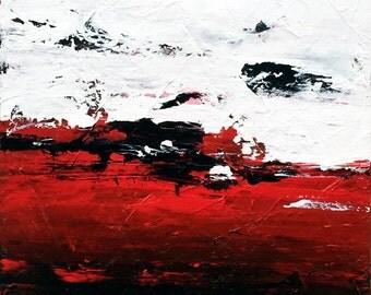 WILLPOWER I - red black-white