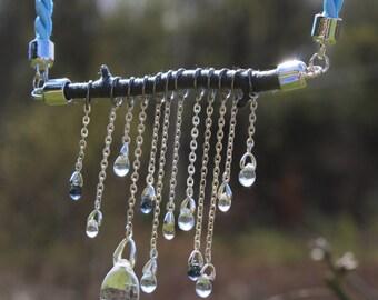 """Necklace """"April Rain"""""""