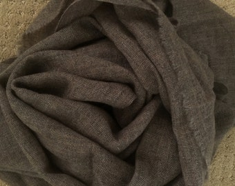 The finest cashmere scarf.