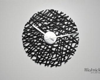 Time Circle - metal wall clock