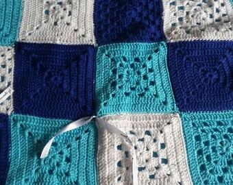 Baby Blanket Cotton and fleece
