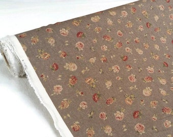 Fabric light brown Liberty - size to 1 quantity 50cmX134cm - editor English Monkwell Crowson