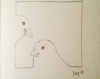 Day Eight Birds