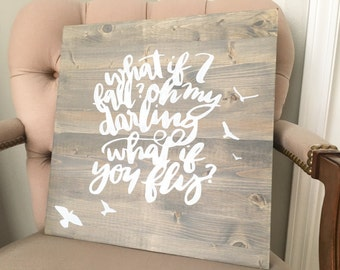 Inspirational Wall Art • Made to Order