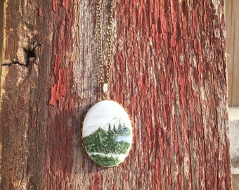 Into the Pines Necklace