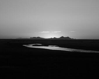 """Photographic Print - Landscape #1 - Part of Series - 9"""" x 6"""""""