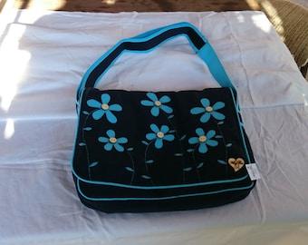 Big shoulder bag, A4 size