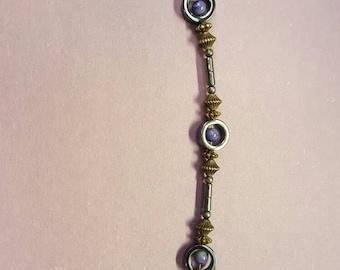 Hematite Capture Bracelet