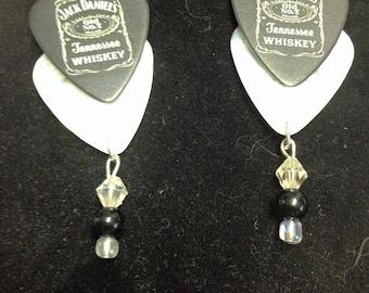 Jack Daniels Earrings