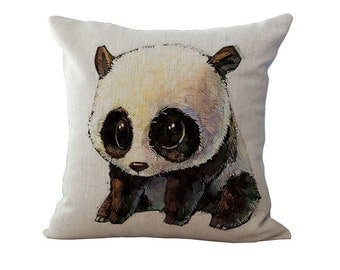 Adorable Panda Pillows