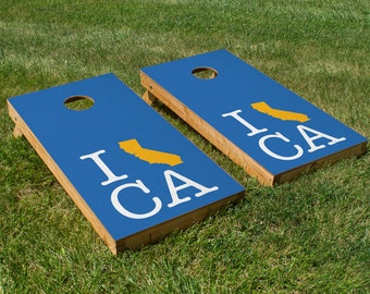 San Diego Chargers Pride Cornhole Board Set