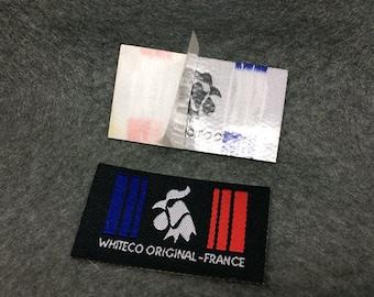 100-1000 pcs Custom clothing labels iron on, iron on clothing label, clothing labels iron on backing