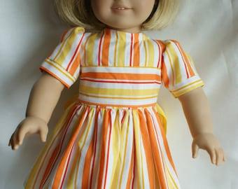 Sunshine Stripe Dress