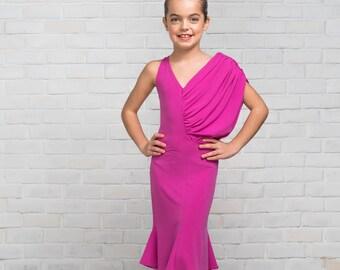 Pink Tulip dress