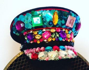 Customised Military Hat