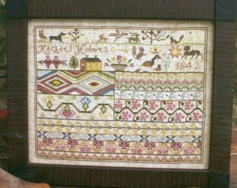 Rachael Holmes by Heartstring Samplery Counted Cross Stitch Pattern/Chart